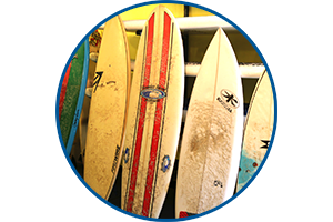 Rent your Surfboard Outrageous Surf Lahaina Maui Hawaii