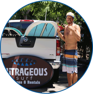 Outrageous Surf Surfboard Rentals: Fast Free Surfboard Delivery